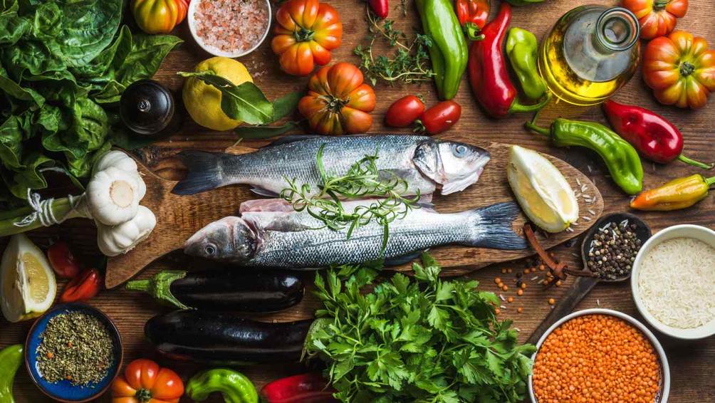 I dieci comandamenti della dieta mediterranea
